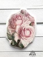 Розы акварельные (к)