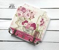 Розы розовый натюрморт